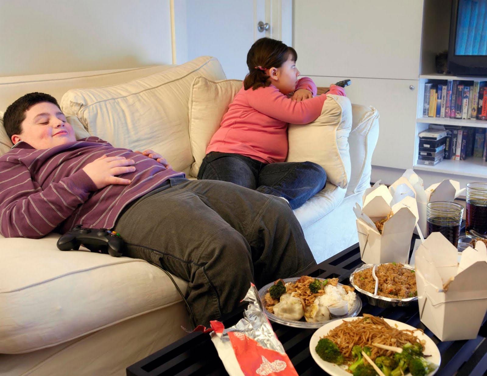 Fast Food Obesity Children Children are ou...